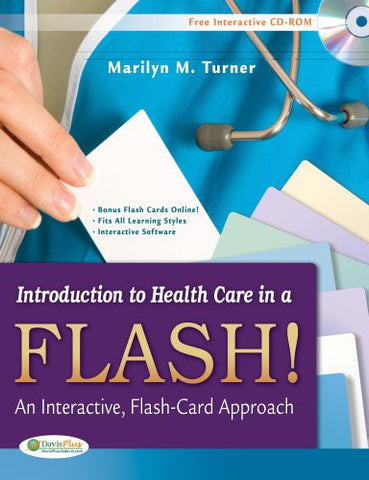 Introduction To Health Care In A Flash!: An Interactive, Flash-Card Approach