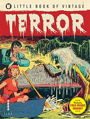 Little Book Of Vintage Terror (Acoli Edition)