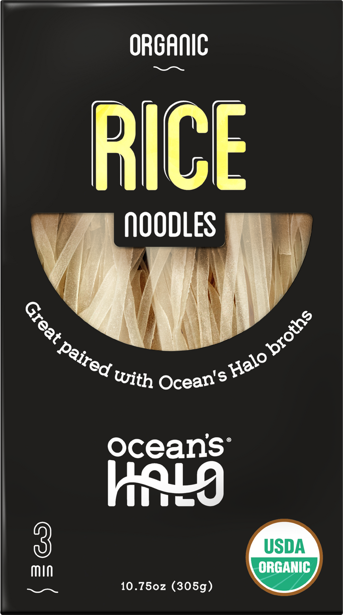 Organic and Gluten-free Rice Noodles