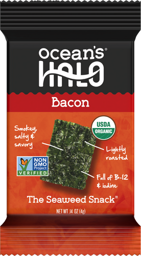 Bacon Seaweed Snacks