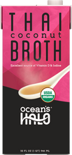 Load image into Gallery viewer, Organic and Vegan Thai Coconut Broth
