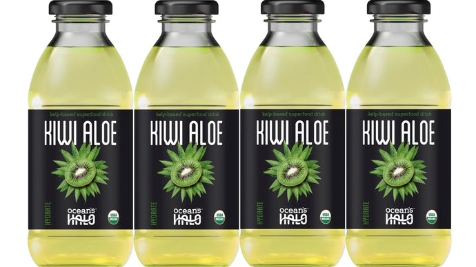 Organic Kiwi Aloe Deep Sea Waters