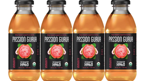 Organic Passion Guava Deep Ocean Water Drinks
