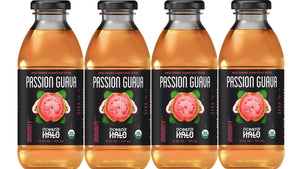 Organic Passion Guava Deep Sea Waters