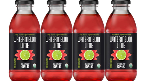 Organic Watermelon Lime Deep Sea Waters