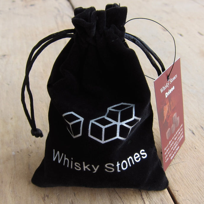 100% Natural Whiskey Stones