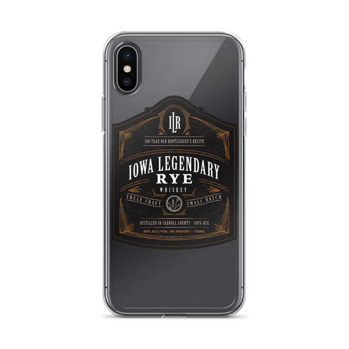 Iowa Legendary Rye iPhone Case