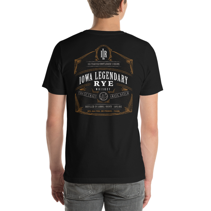 OFFICIAL ILR Short-Sleeve Unisex T-Shirt No Front Logo