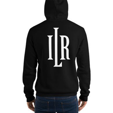 ILR Massive Unisex hoodie (Back Logo Only)