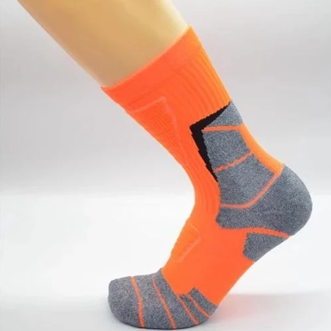 Medium tube compression socks-High protection, sweat-absorbing and breathable