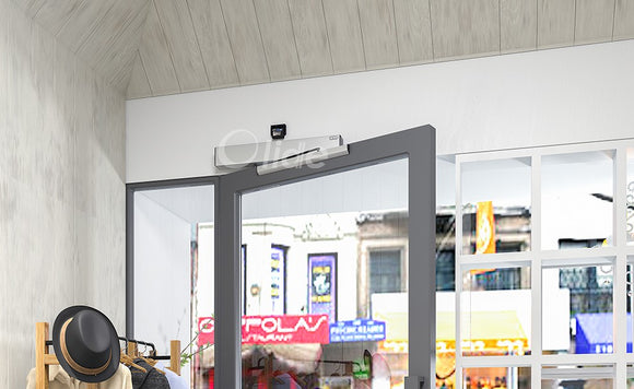 Touchless Automatic Door