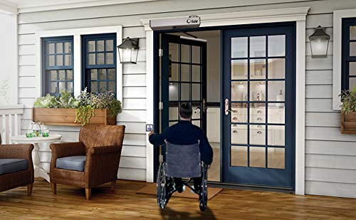 dsw120 automatic swing door opener with wireless handicapped switches