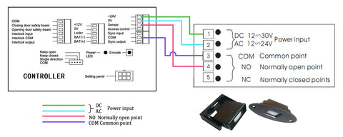 olidesmart dsw120 wiring diagram with motion sensor