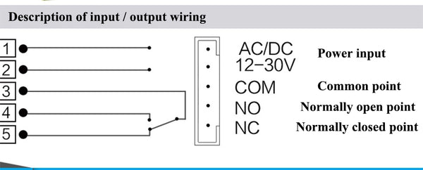 passive infrared sensor wiring introduction