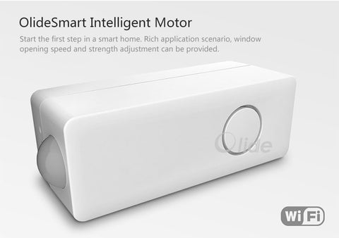 olide smart sliding opener with Intelligent motor