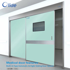 Olidesmart Built-in Type Automatic Airtight Medical Door