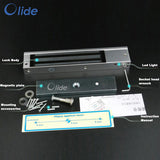 Olide Magnetic Door Lock Automatic Swing Door Electromagnetic Door Lock Max Door Weight 280kg
