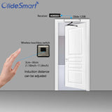 wave to open swing door opener