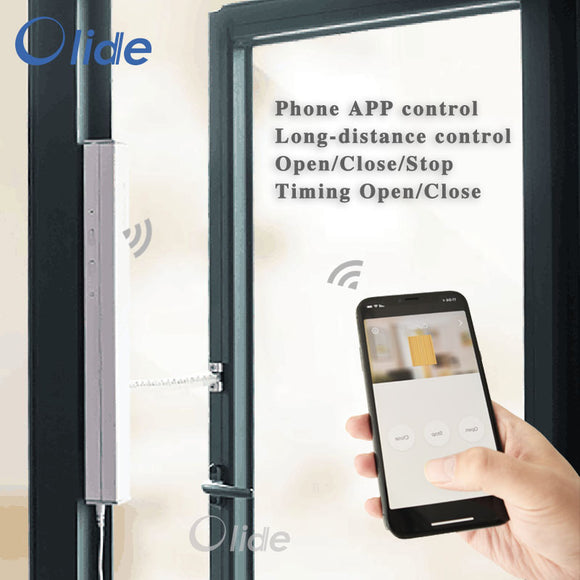 window opener control by phone app