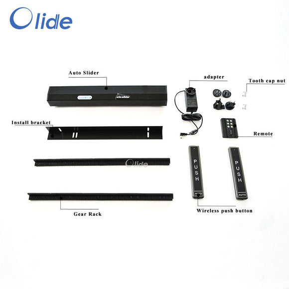 olide diy Automatic Patio Door Opener