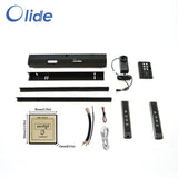 Olidesmart Wifi Switch Automatic Sliding Door Opener Alexa Voice Control