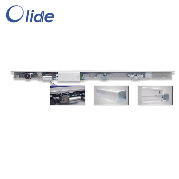 olide commercial sliding door opener