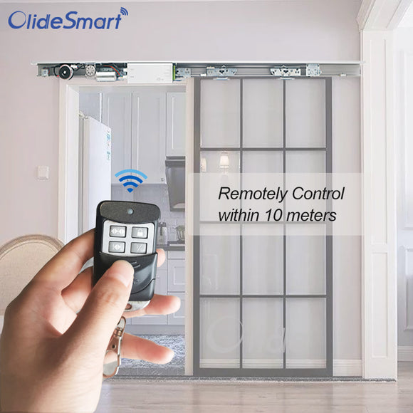 olidesmart remote control automatic sliding door