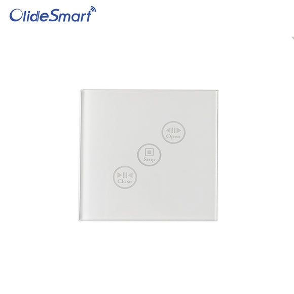 olidesmart WiFi switch for DC motor window opener