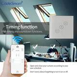 smart window opener phone app control