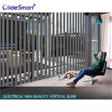 olidesmart electric vertical blinds