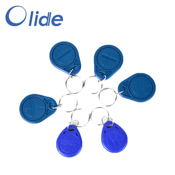 Olide EM4100 Non-Copy ID/IC Key Card Tags