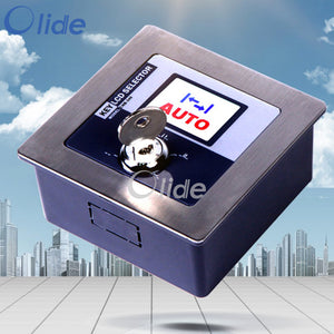 olide automatic door five key position switch