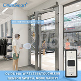 olide-120B automatic swing door opener application