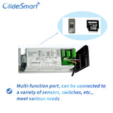 olide-120B automatic swing door opener controller features