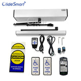 Olidesmart Automatic Swing Door Operator with Slim Wireless/Wired Handicap Push Button