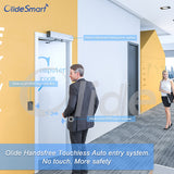 Olidesmart Contactless Automatic Swing Door with Smart RFID Pet Tags
