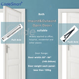 Olide-120B Double Automatic Swing Door Opener Residential/Commercial Use