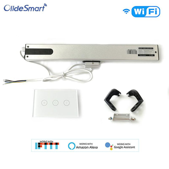smart ac adjustable stroke automatic window opener