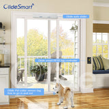 DIY Home Automatic Sliding Door Opener with Smart Pet Tags