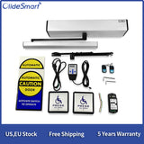olidesmart dsw120 automatic swing door opener with wireless handicapped switch