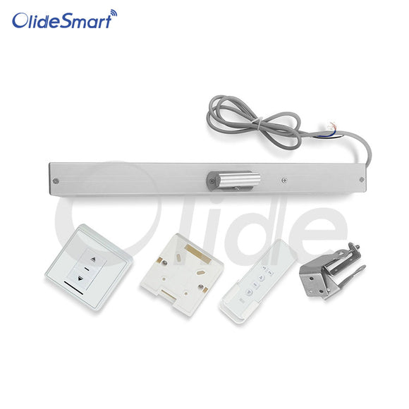 Olidesmart Electric Window Opener Single Chain Greenhouse Skylight Closer DC24V