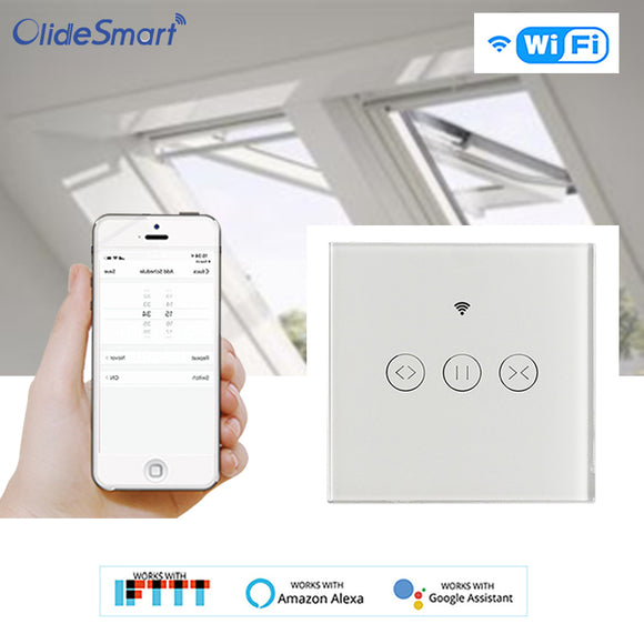 WiFi smart window/curtain switch