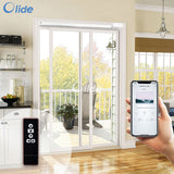 olide smart household automatic sliding door