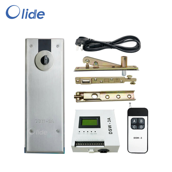 two-way underground automatic swing door opener