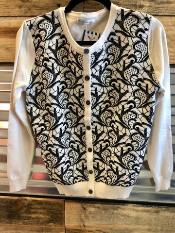 Joanna Button Up Cardigan