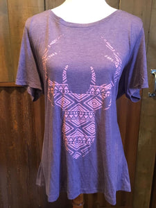 CHEEKYS - Aztec Deer size:XL