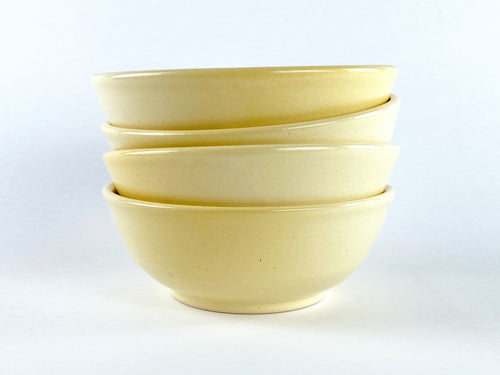 Floral Cereal Bowls - group of 4