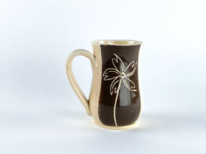 Common Mallow Curve Mug