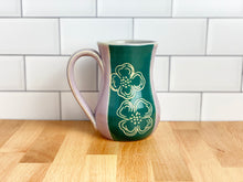 Load image into Gallery viewer, Dogwood Curve Mug