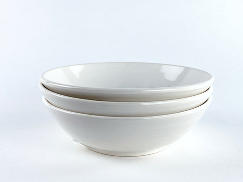 Floral Salad Bowls - group of 3
